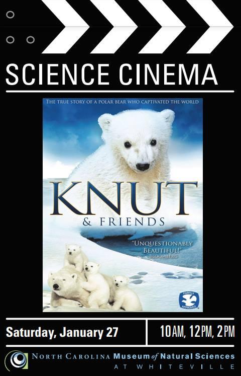 Science Cinema: Knut and Friends