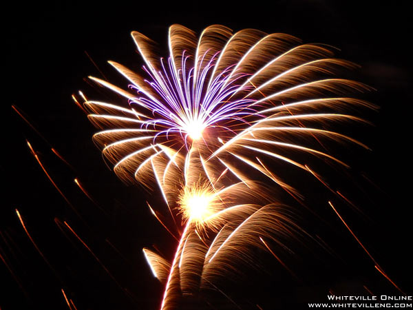 Columbus County Fireworks Celebration
