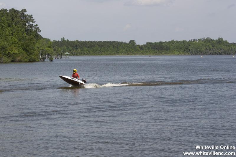 Hydroplane Boat Race